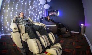 this premium Luraco massage chair